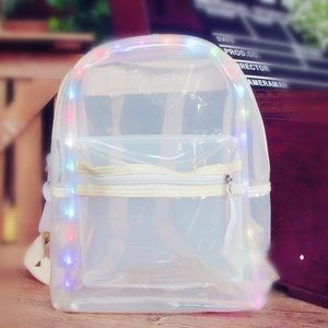 LED light up backpack